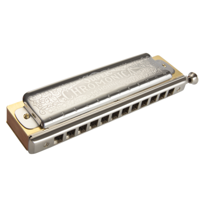 Hohner 270BX-C Super Chromonica, Key of C