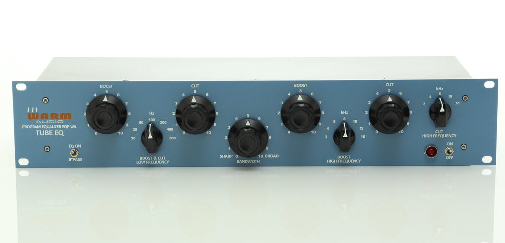 Warm Audio EQP-WA Vintage Style Tube EQ