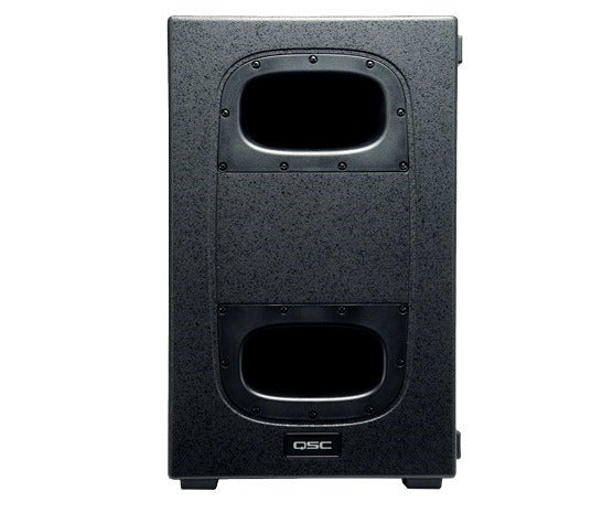 "QSC KS212C 3600W Active 2 x 12"" Subwoofer"