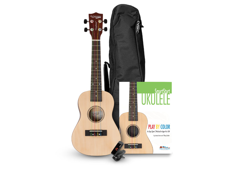 Korg Ukulele Learn To Play Bundle