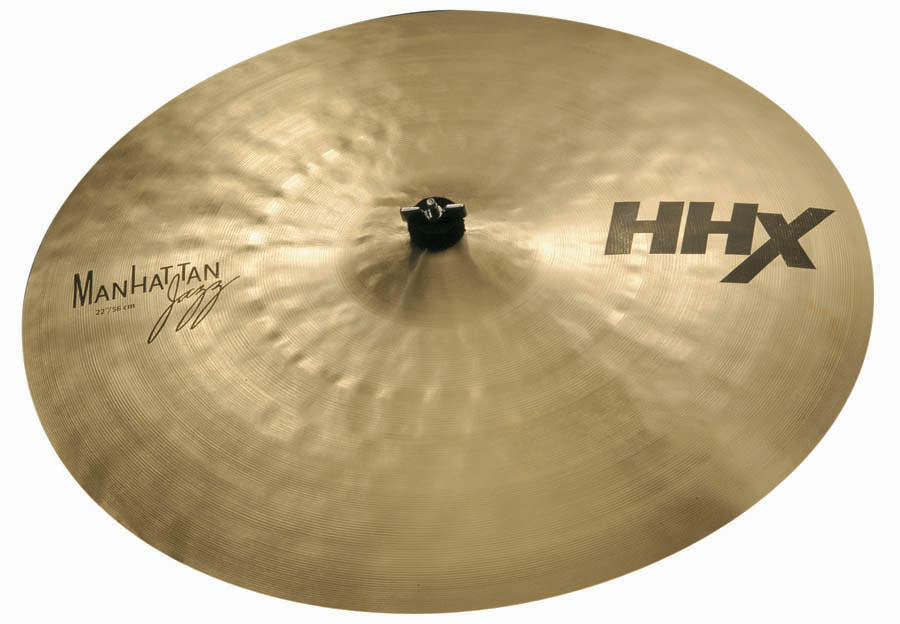 Sabian HHX Manhattan Jazz Crash Cymbal