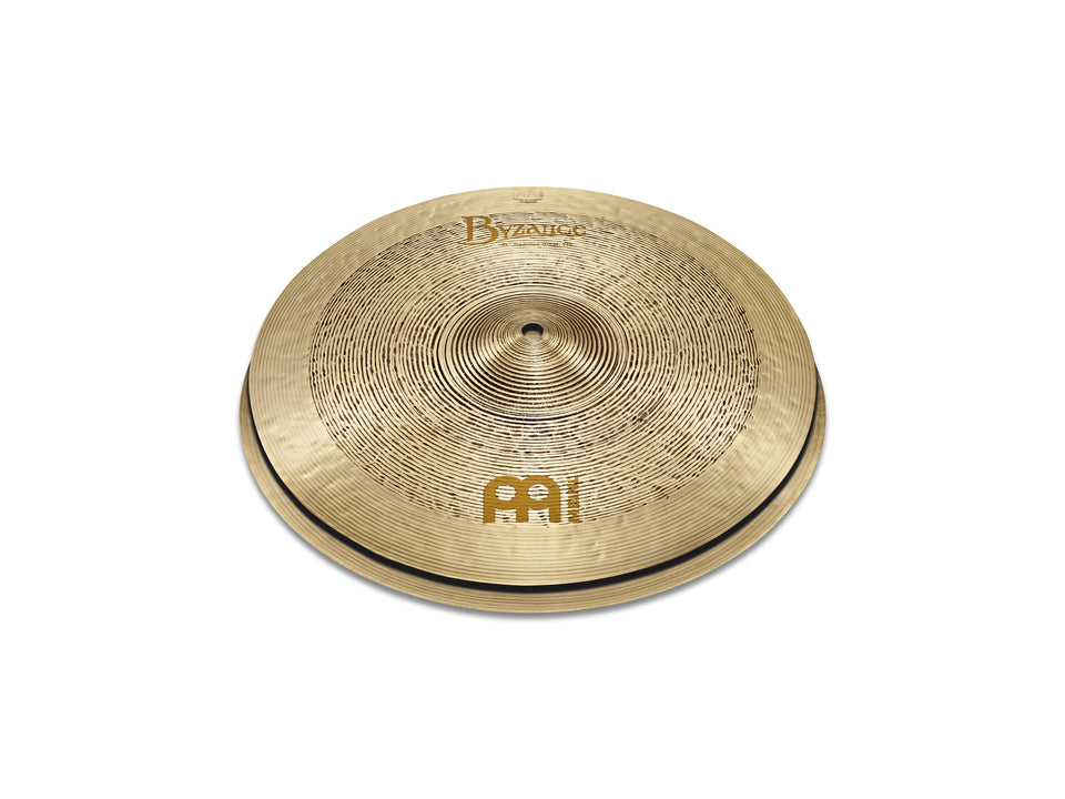 Meinl Byzance Tradition Hi-Hat Cymbals
