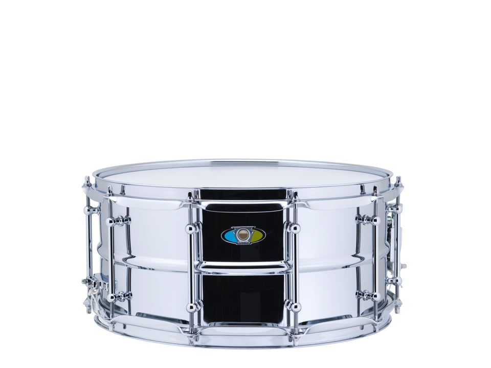 "Ludwig 14"" x 6.5"" Supralite Snare Drum"