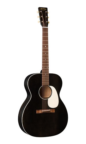 Martin 000-17 Acoustic Guitar - Black Smoke