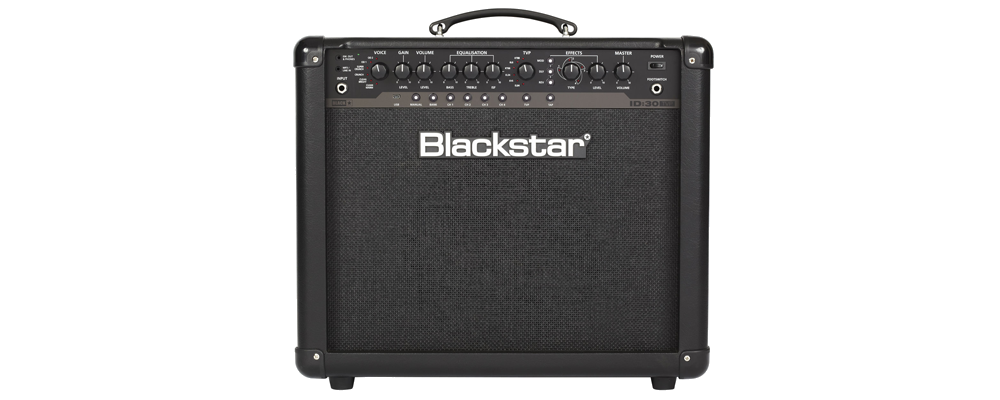 Blackstar ID30 A Programmable 1x12 Combo with Effects