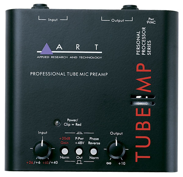 ART Tube MP Microphone Preamp