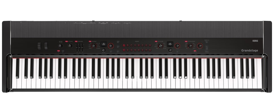 Korg Grandstage 88 Key Stage Piano
