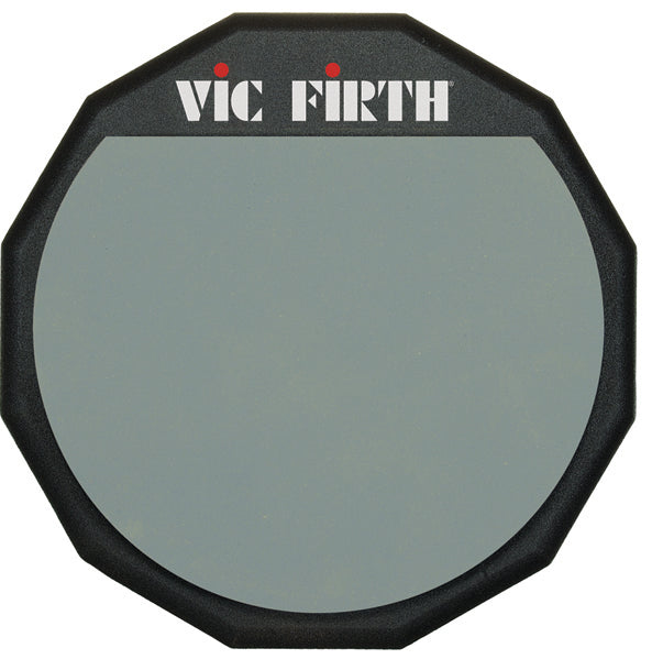 "Vic Firth PAD6 6"" Single-Sided Practice Pad"