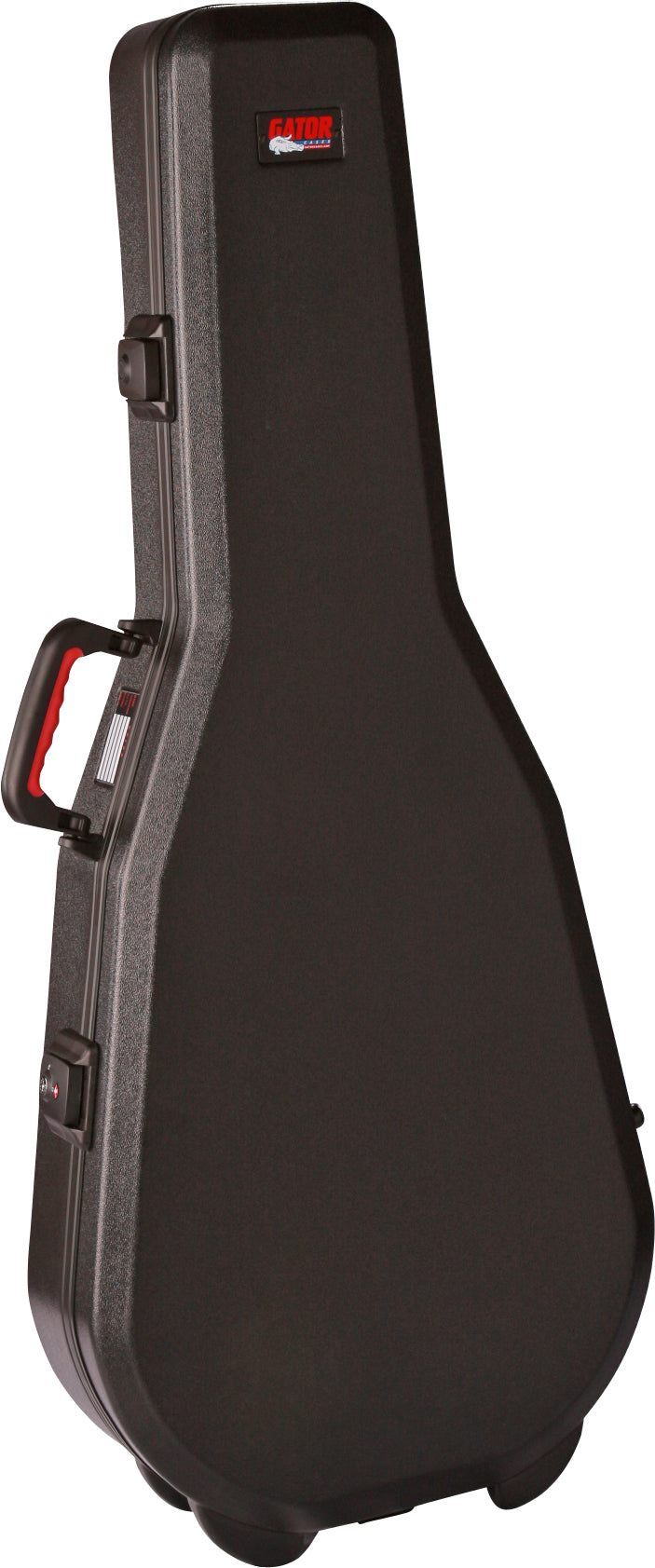 Gator GPE-CLASSIC-TSA ATA Molded Military-Grade PE Case With TSA Latches For Classical Guitars