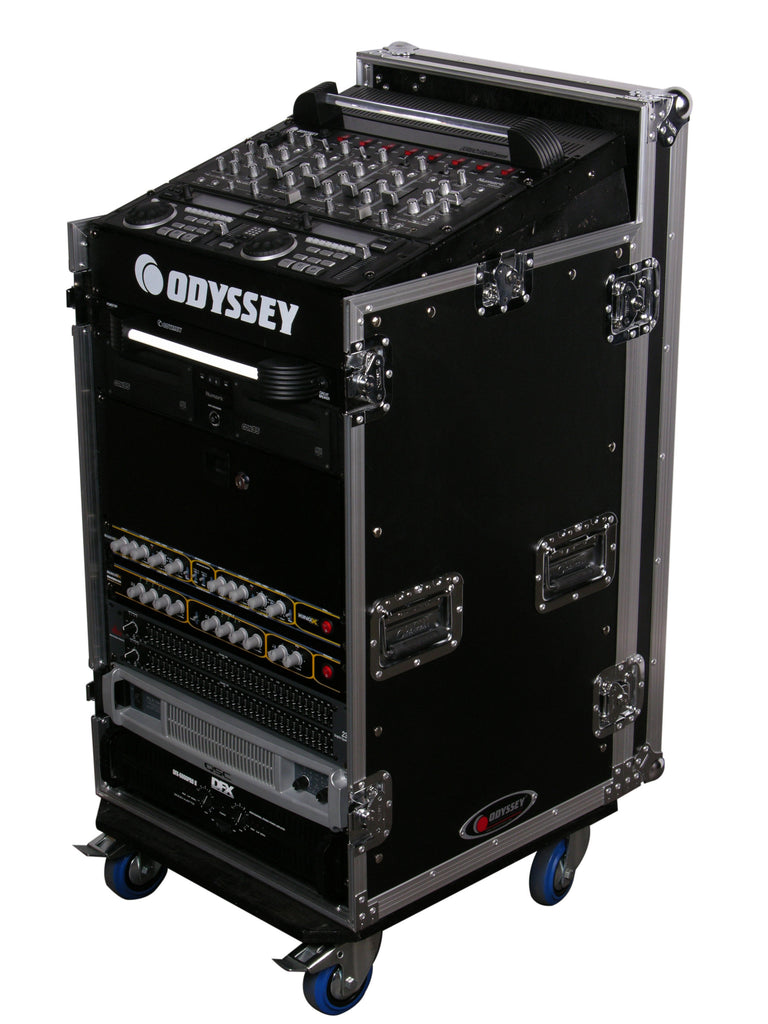 Odyssey FZ1116W Flight Zone Series ATA Combo Rack