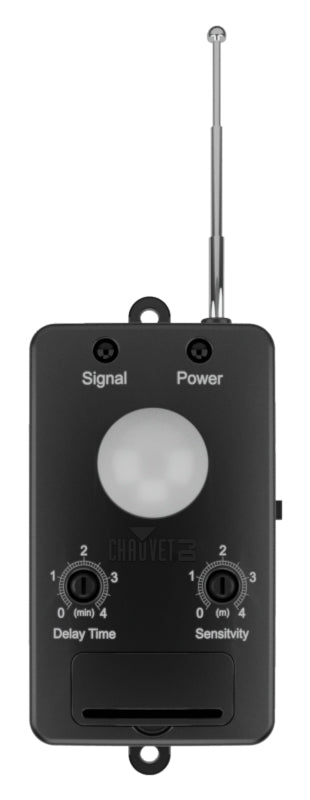 CHAUVET DJ WMS Wireless Motion Sensor And Transmitter For Foggers