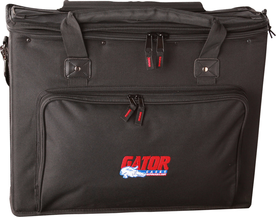 Gator Cases GRB-3U Rack Bag Nylon Over Plywood Construction 3U