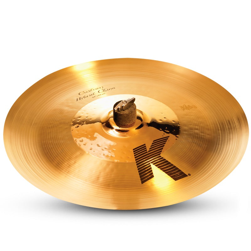 "Zildjian 17"" K Custom Hybrid China Cymbal"