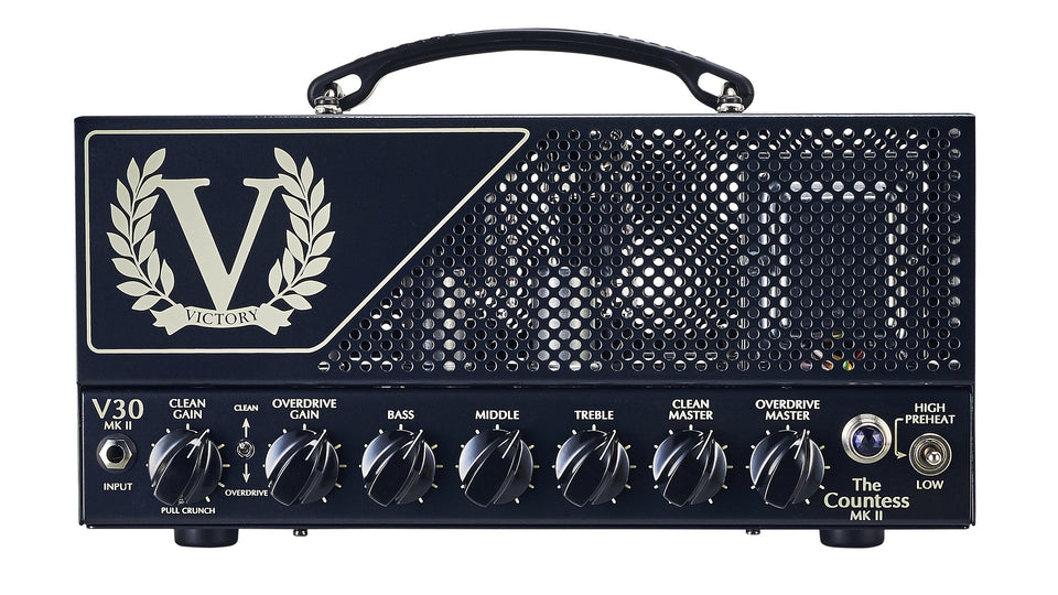 Victory Amps V30 The Countess MKII Compact Amplifier Head