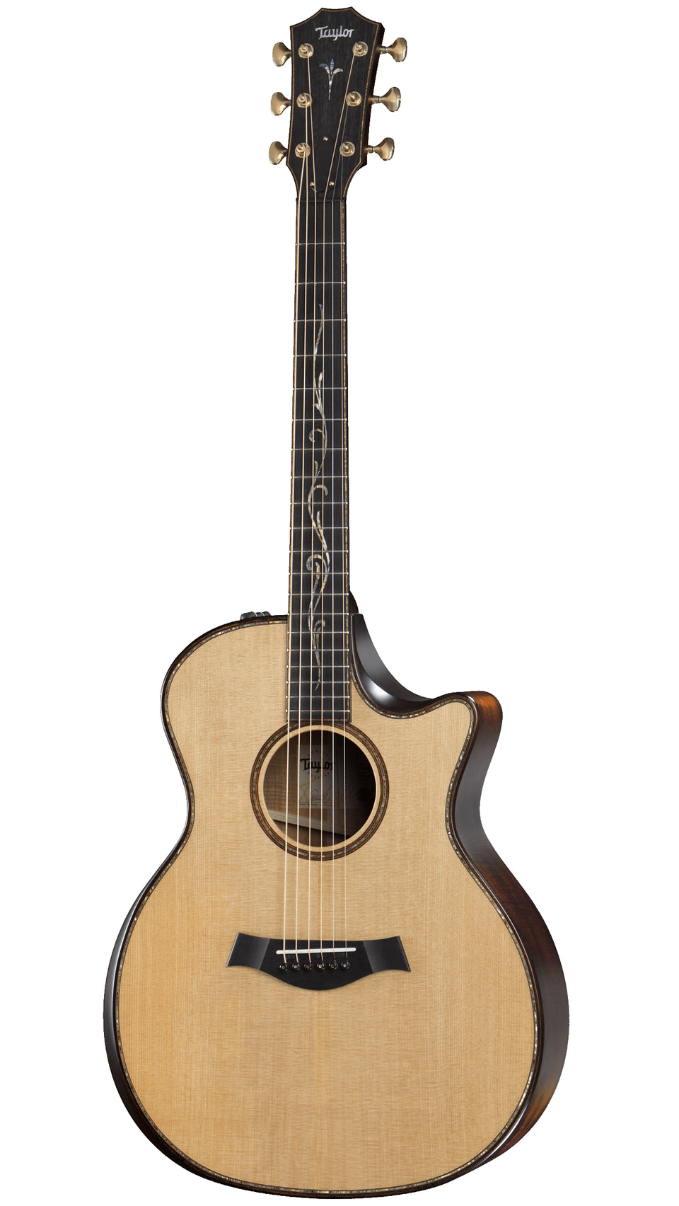 Taylor Builder's Edition K14ce Acoustic Guitar