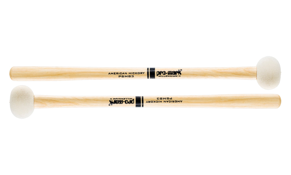 Promark PSMB3 Performer Series Bass Drum Mallet
