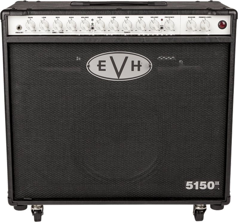 EVH 5150 III 1x12 50w Tube Guitar Combo - Black