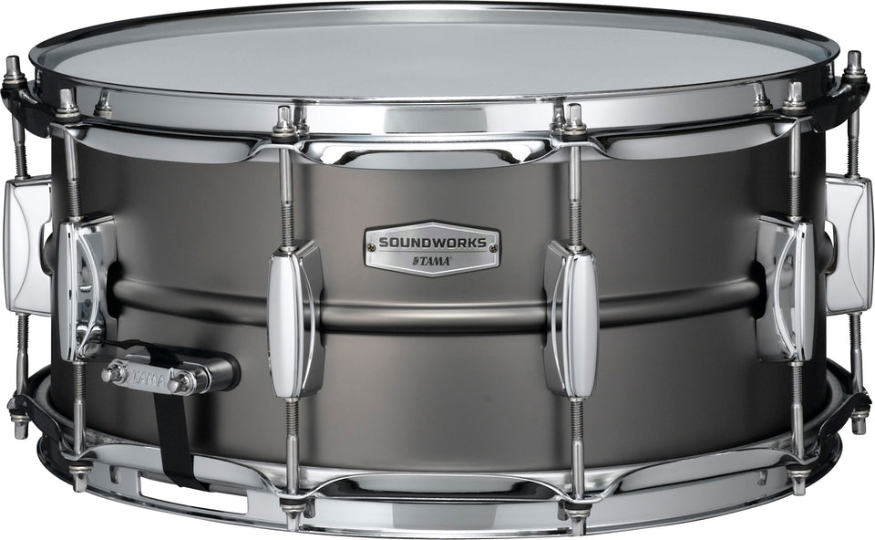 "Tama 14"" x 6.5"" Soundworks Steel Snare Drum"