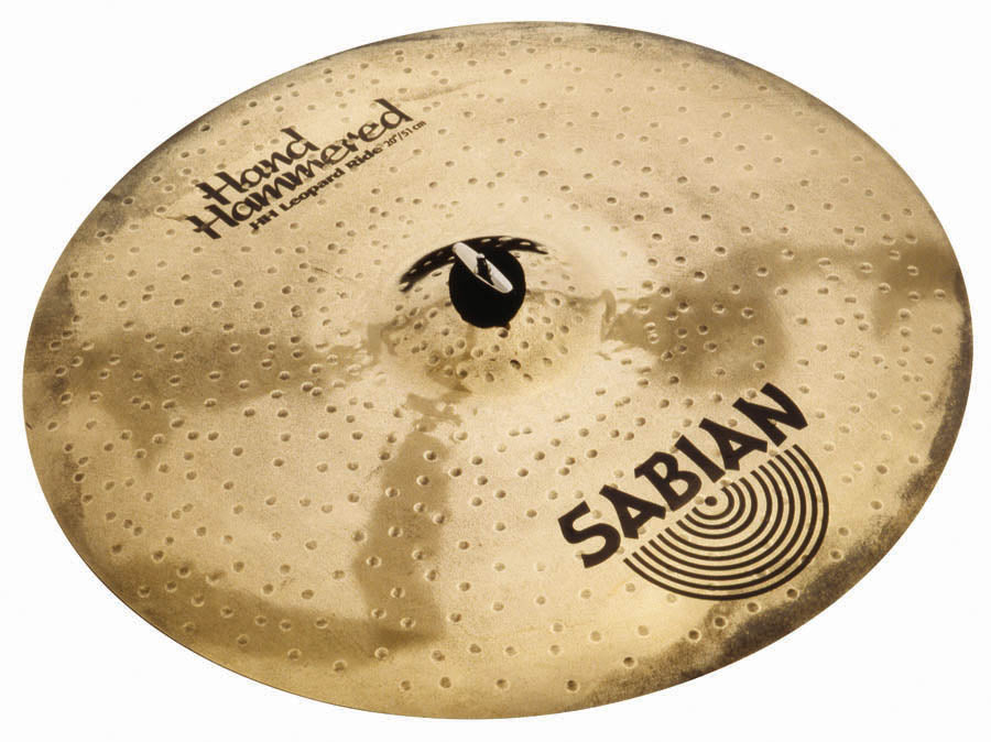 "Sabian 20"" HH Leopard Ride Cymbal"