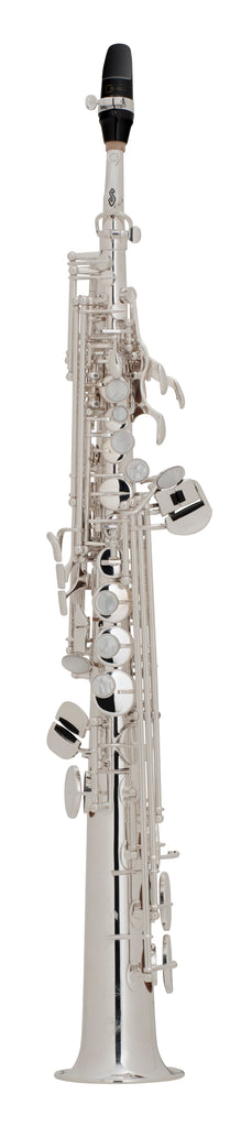 Selmer 53JS Series III Soprano Saxophone, Silver Plated