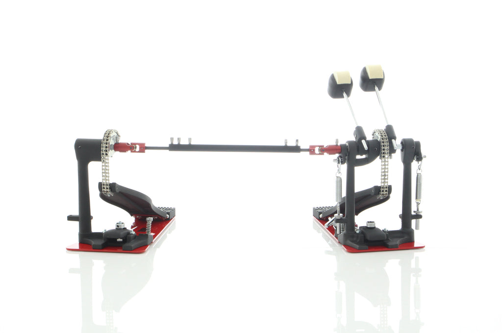 DW 5002 Lefty Double Bass Drum Pedal - Turbo