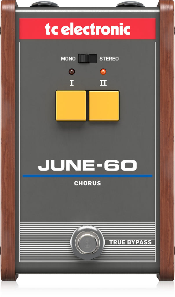 TC Electronic JUNE-60 Stereo Chorus Pedal