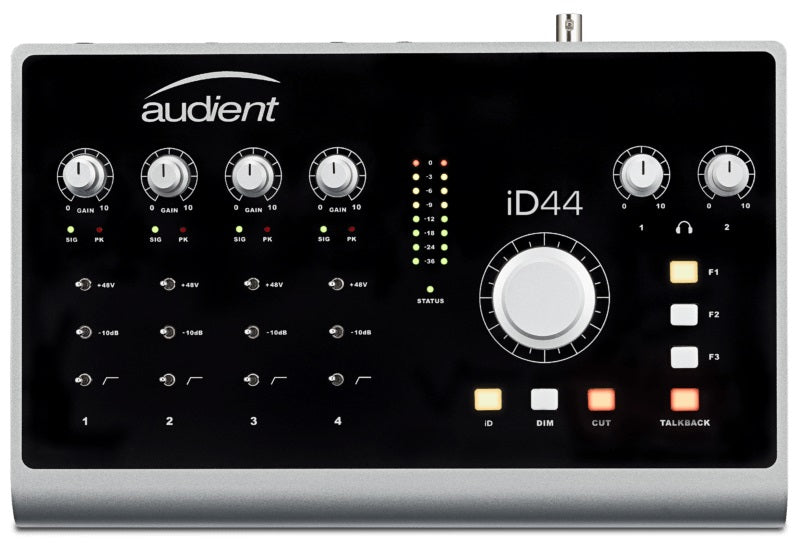 Audient iD44 20 In/24 Out Audio Interface