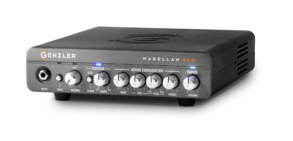 Genzler Amplification MG350 350w Bass Head