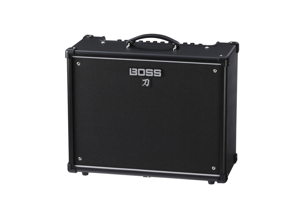boss ktn 100 katana 100w guitar combo amplifier 1x12 chuck levin 39. Black Bedroom Furniture Sets. Home Design Ideas