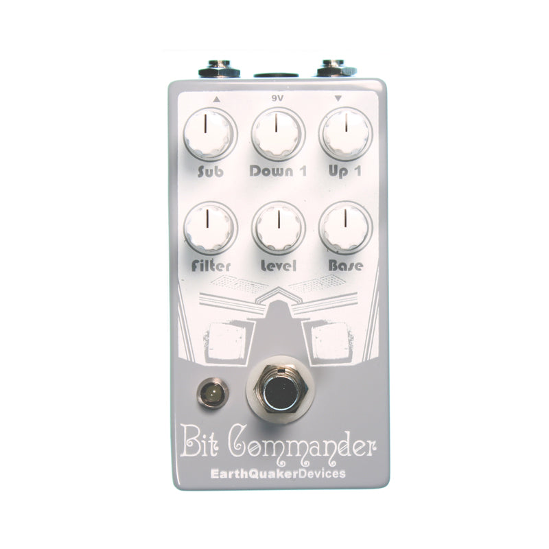 EarthQuaker Devices Bit Commander V1 Monophonic Analog Synth Pedal