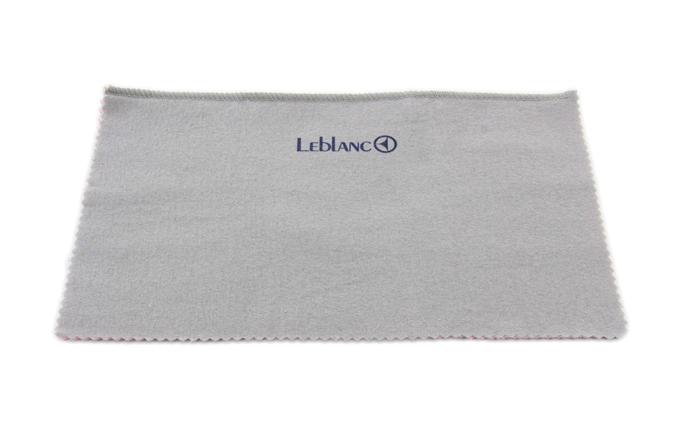 Leblanc 3292B Soft Polishing Cloth For Silver Plated Instruments