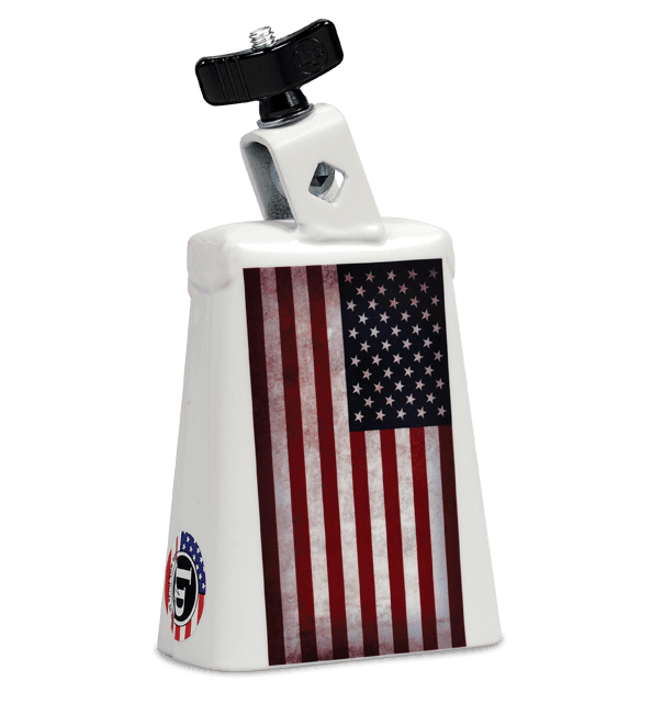 LP LP20NY-USA Collect-A-Bell City Cowbell - USA Flag
