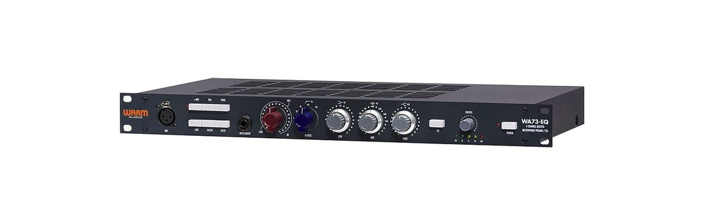 Warm Audio WA73-EQ 1 Channel British Mic Pre & EQ