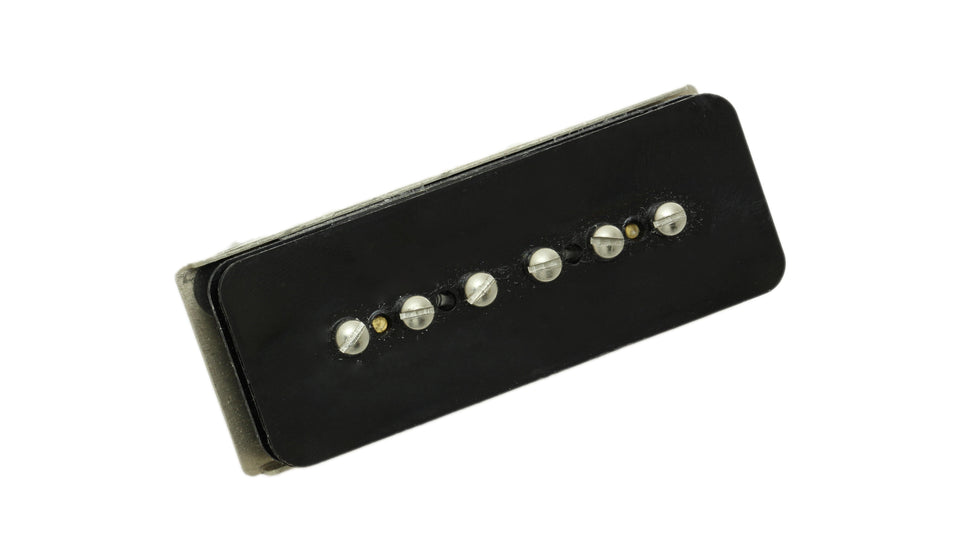 Seymour Duncan SP90-3B Custom P90 Single Coil Bridge Pickup - Black