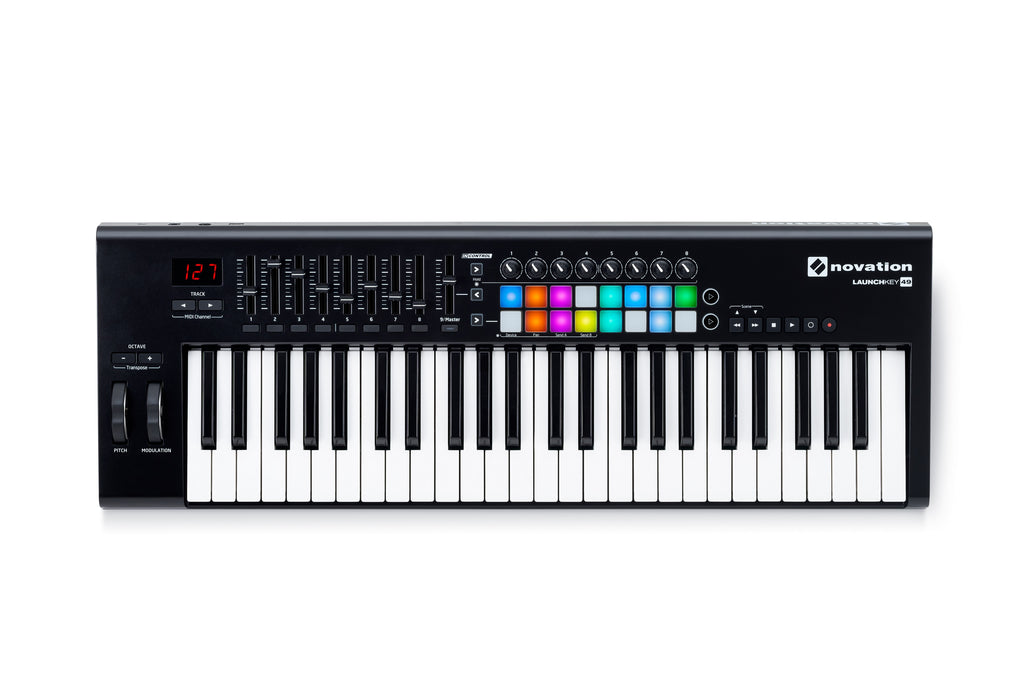 Novation Launchkey 49 MK2 49-Key Controller