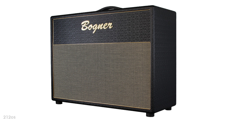 "Bogner 212OS 2 x 12"" Open Back Guitar Amplifier Cabinet"