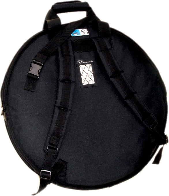"Protection Racket 6021RS 24"" Deluxe Cymbal Bag With Strap"