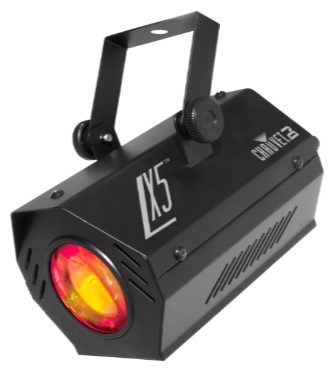 CHAUVET DJ LX-5 56 LED Effect Light