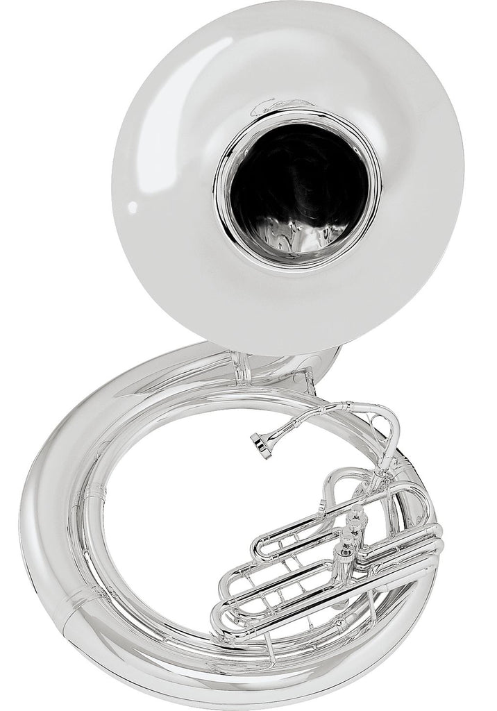 Conn 20KSPW Sousaphone Outfit - Silver Plated