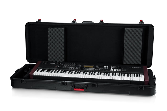 Gator Cases TSA ATA Deep 88-Note Keyboard Case W/ Wheels