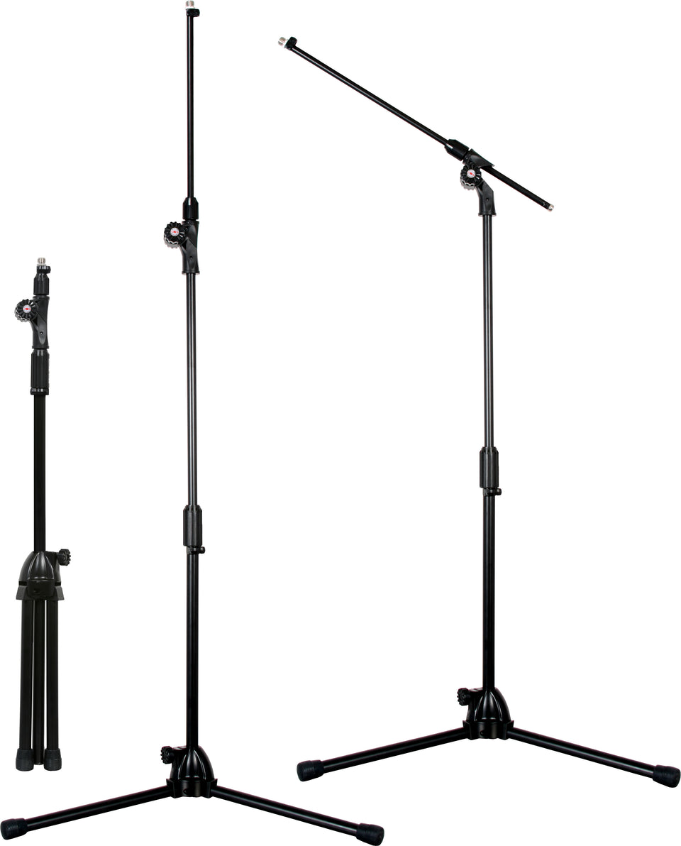 Galaxy Audio MST-C90 'STANDFORMER' Combo Straight/Boom Microphone Stand