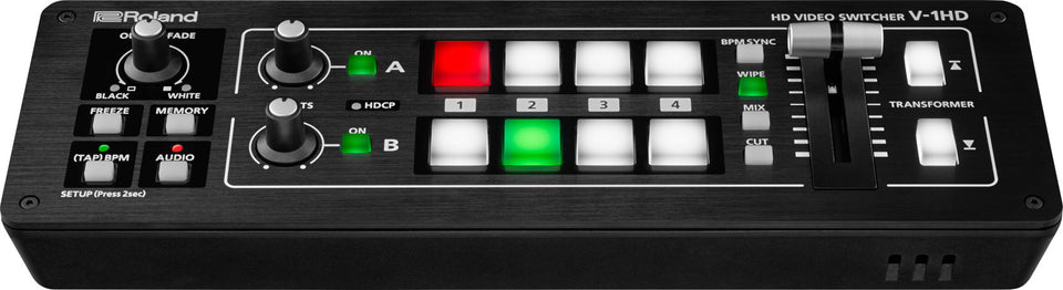 Roland V-1HD Compact Video Switcher