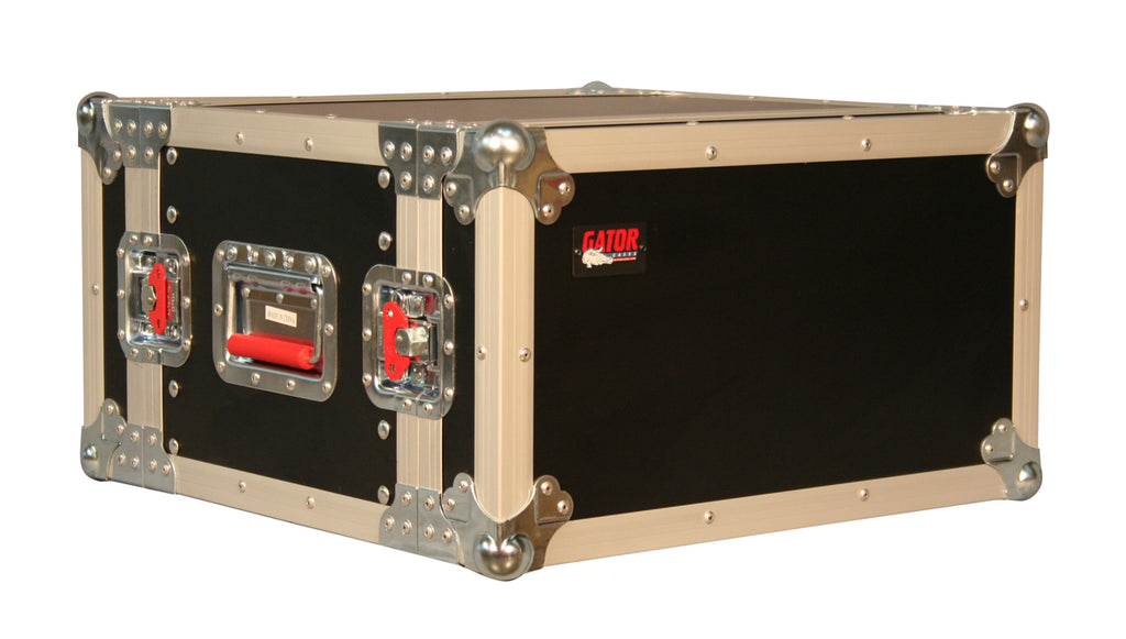 Gator Cases G-TOUR EFX6 Rack Case