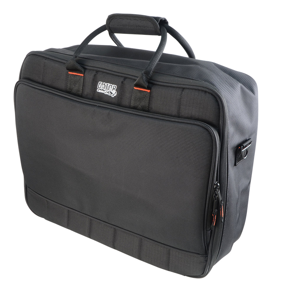 "Gator Cases G-MIXERBAG-1815 18"" x 15"" x 6.5"" Mixer/Gear Bag"