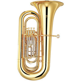 Yamaha YBB-321WC BB-Flat Tuba, 4/4 Size, With Case