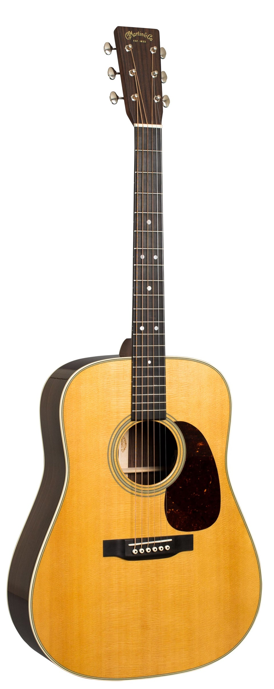 Martin D-28 (2017) Dreadnought Acoustic Guitar
