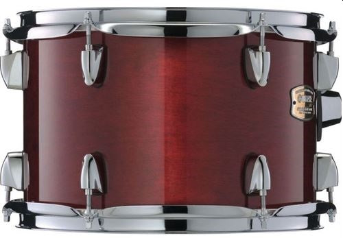"Yamaha Stage Custom Birch 8"" x 7"" Tom Tom Drum - Cranberry Red"