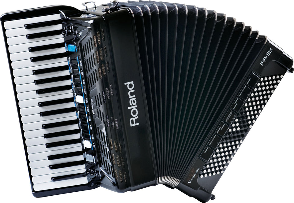 Roland FR-3X-BK FR-3x V-Accordion