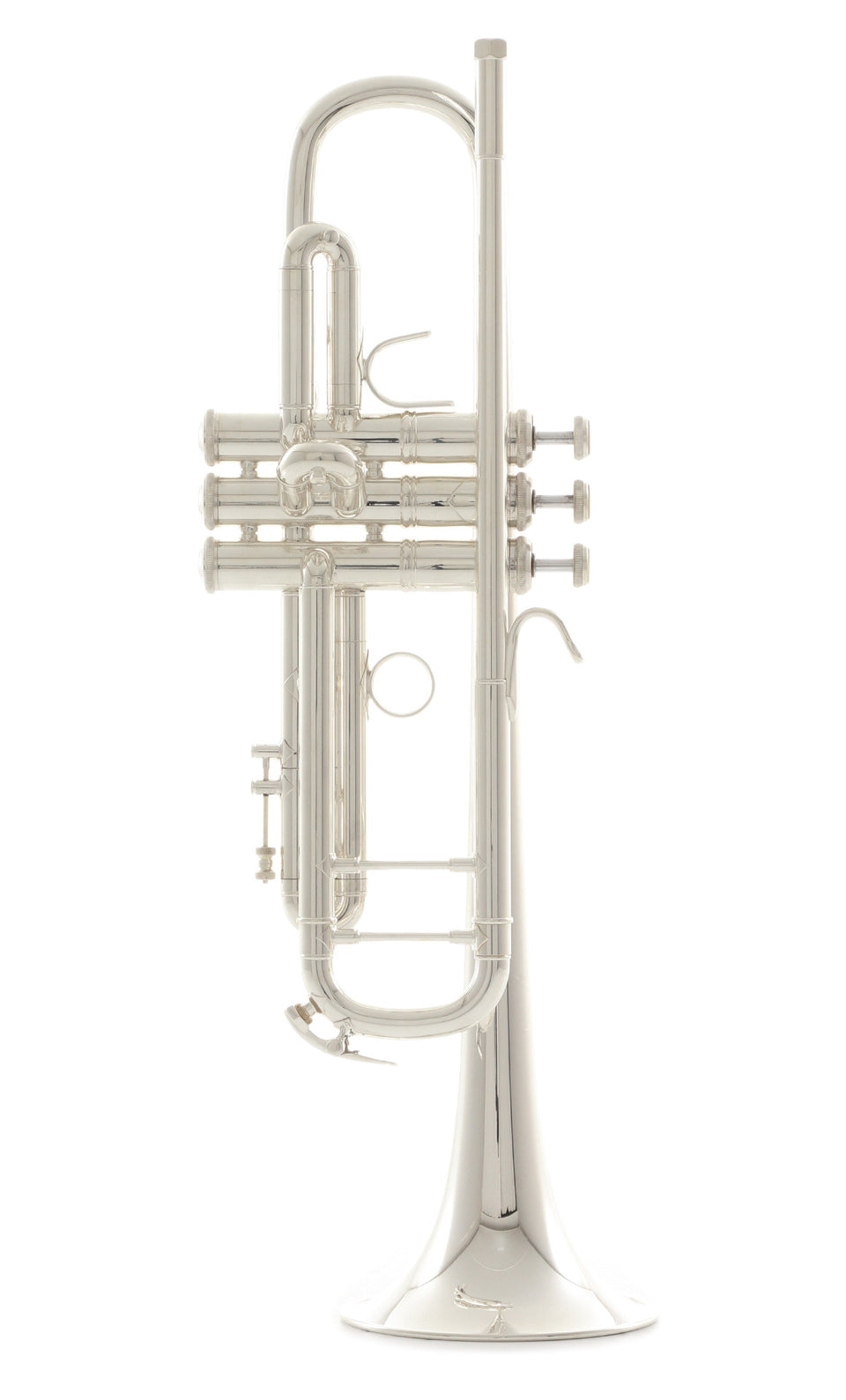 Bach 180S37 Stradivarius B-Flat Trumpet Outfit - Silver Plated