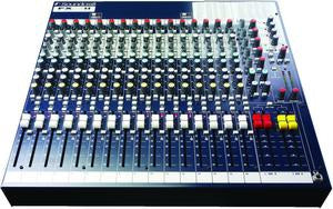 Soundcraft FX16ii Recording Mixer